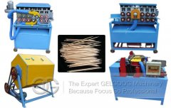 Commercial Toothpick Processing